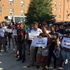 Hundreds Of HBCU Students March To Polls For Early Voting