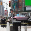 One Dead, 22 Injured After Car Plows Into Crowd At Times Square