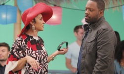 "K.C. UNDERCOVER - ""The Mother of All Missions"" - Jasmine Guy (""A Different World,"" ""The Vampire Diaries"") guest stars in a three-episode arc on Disney Channel's hit spy comedy ""K.C. Undercover."" The episodes are scheduled to premiere in early 2016. All new episodes of ""K.C. Undercover,"" starring Zendaya, Kadeem Hardison, Tammy Townsend, Kamil McFadden, Trinitee Stokes and Veronica Dunne, currently air Sundays (8:00 p.m., ET/PT) on Disney Channel. (Disney Channel/Tony Rivetti) JASMINE GUY, KADEEM HARDISON"