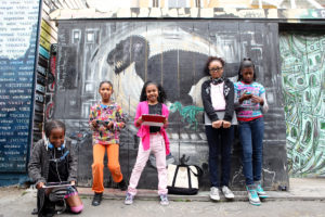 [Tech] Black Girls Code Takes Up Residence At Google's New York Headquarters