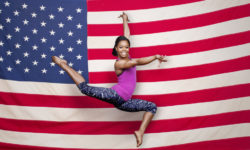 DOUGLAS FAMILY GOLD -- Season: 1 -- Pictured: Gabby Douglas -- (Photo by: Robert Maxwell/Oxygen)