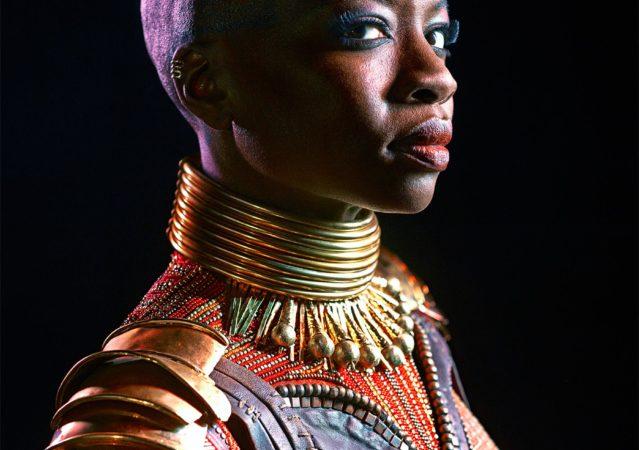 Marvel Studios BLACK PANTHER Okoye (Danai Gurira)  Credit: Kwaku Alston/©Marvel Studios 2018