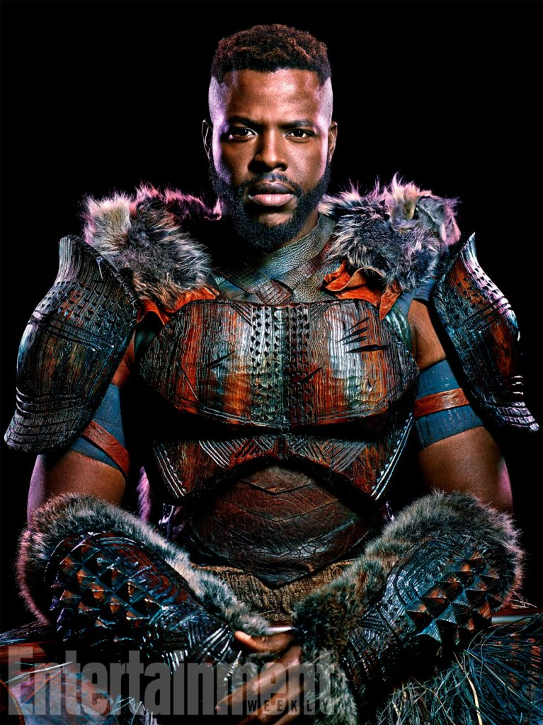 Marvel Studios BLACK PANTHER M'Baku (Winston Duke) Credit: Kwaku Alston/©Marvel Studios 2018