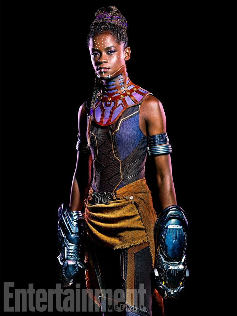Marvel Studios BLACK PANTHER Shuri (Letitia Wright) Credit: Kwaku Alston/©Marvel Studios 2018