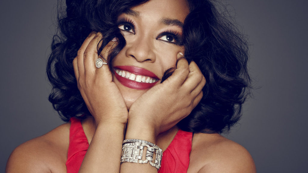 """I've always been an introverted person,"" Shonda Rhimes says, and she found the fame that came with her television successes to be ""daunting."""