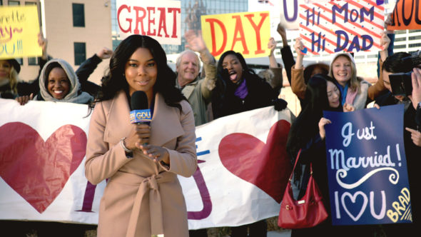 """""""Being Mary Jane"""" episode 401 - Gabrielle Union as Mary Jane. (Photo: BET)"""