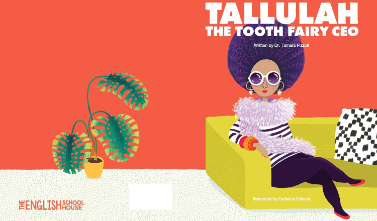 Image result for tallulah the tooth fairy ceo