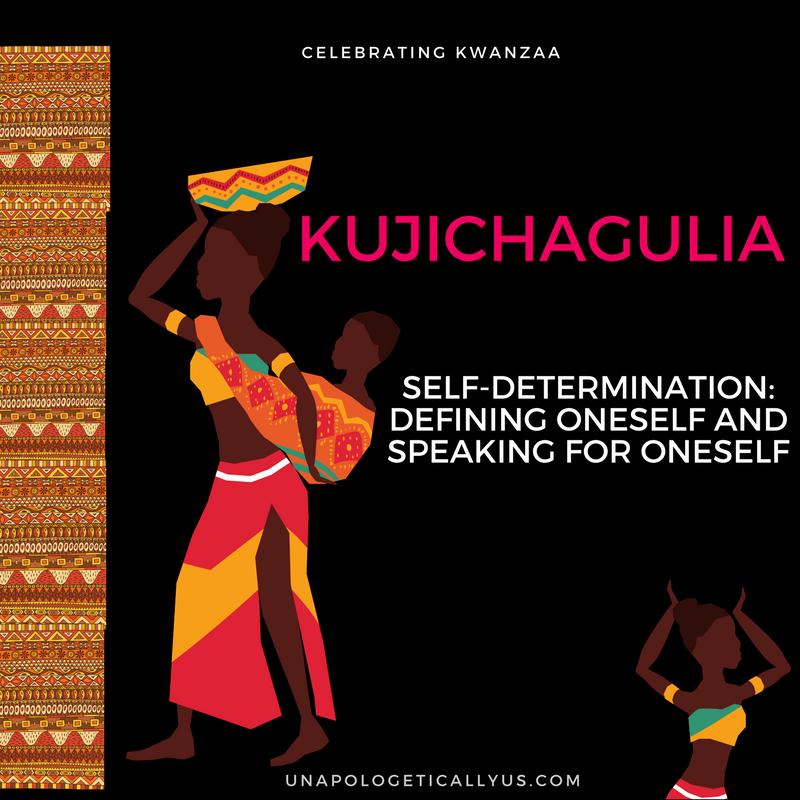 Unapologetically Us Celebrating Kwanzaa