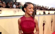 LOS ANGELES, CA - JANUARY 21:  Actor Marsai Martin attends the 24th Annual Screen Actors Guild Awards at The Shrine Auditorium on January 21, 2018 in Los Angeles, California. 27522_010  (Photo by Christopher Polk/Getty Images for Turner Image)