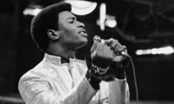 TCB -- Aired 12/9/68 -- Pictured: Dennis Edwards of The Temptations  (Photo by NBC/NBCU Photo Bank via Getty Images)